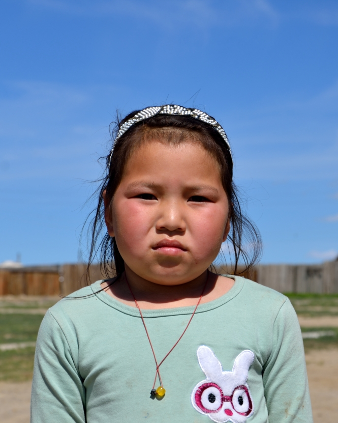 Little Miss Mongolia